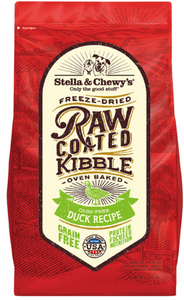 Stella & Chewy's Cage-Free Duck Raw Coated Kibble (3.5lb - 22lb)