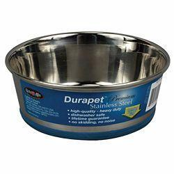 OurPet's Durapet Stainless Steel Bowl