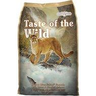 Taste of the Wild - Canyon River Dry Cat Food - All Ages - Qualifies for No Minimum Order +Free Shipping to Yuba City