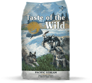 Taste of the Wild Pacific Stream Puppy Dog Food (5lb, 14lb) store only