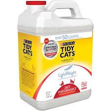 Tidy Cat Light 24/7 Light Weight 8.5lb Jug Litter