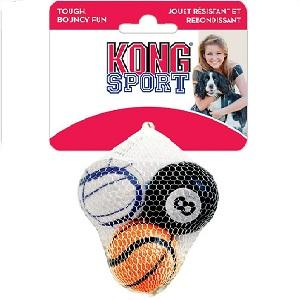 KONG Sport Balls Pack Dog Toy Small