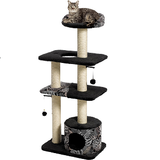 MidWest Feline Nuvo Tower 50.5-inch Cat Tree