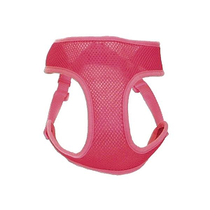 Coastal Comfort Pink Dog Harness (XXX Small - Small)