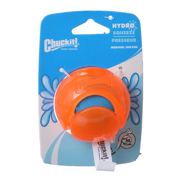 Chuckit Hydrosqueeze Presseur Ball Dog Toy