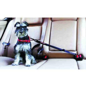 Ezydog Adjustable Seat Belt Click Restraint