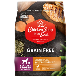 Chicken Soup Grain Free Turkey & Chicken (25lb - 50lb)