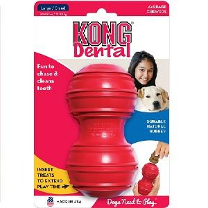 KONG Classic Dental Dog Toy Large