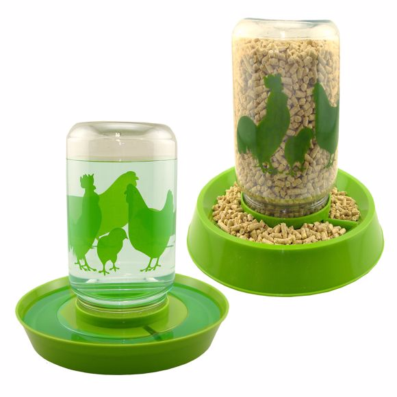 Lixit Chicken Reversible Feeder