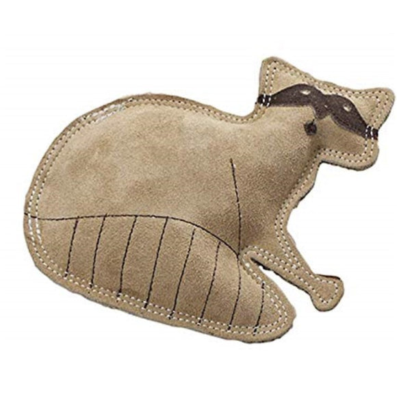 Ethical Products DURA-FUSED Leather Toys - Racoon