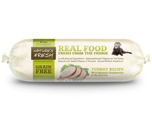 Freshpet Nature's Fresh® Dog Grain Free Turkey Roll (1-5lb) (Must Be Home 1-9PM)