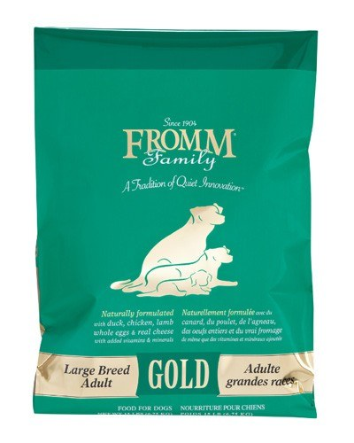 Fromm Gold Large Breed Adult Dry Dog Food 33lb