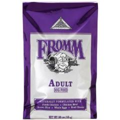 Fromm Classic Adult Dog Food 33lb - Qualifies for No Minimum Order +Free Ship to Yuba City .