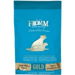Fromm Gold Large Breed Puppy Dry Dog Food 33lb