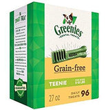 Greenies Grain-Free Teenie Dental Dog Treats 12 - 27oz
