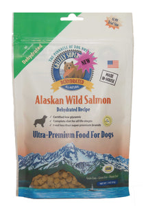 Grizzly Super Foods Salmon Dehydrated Recipe Dog Food (2oz - 3lb)