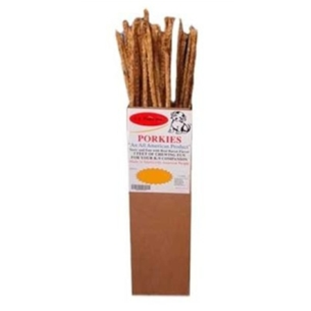 J.J. Fuds All Natural Rawhide Sticks - Porkies