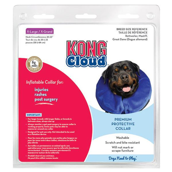 Kong Cloud Collar For Dogs or Cats XS- XL