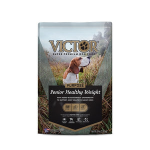 Victor Senior Healthy Weight Dry Dog Food (15lb, 40lb)