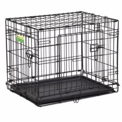 OUT OF STOCK Midwest Contour 2 Door Crate 24