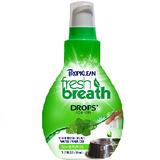 Tropiclean Fresh Breath Drops 1.7 oz Bottle