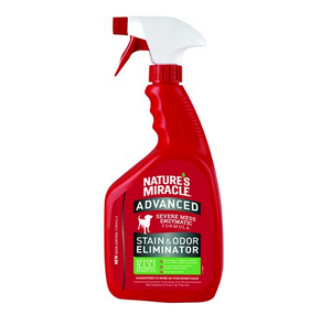 Nature's Miracle Advanced Dog Stain & Odor Remover