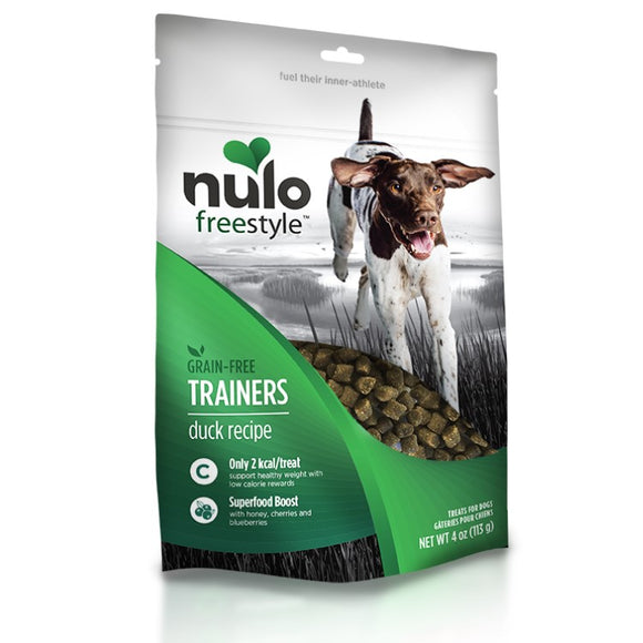Nulo Freestyle Trainers Duck Recipe 4oz