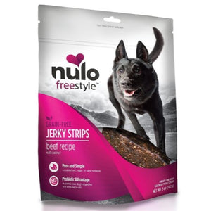 Nulo Freestyle Jerky Strips Beef Recipe with Coconut