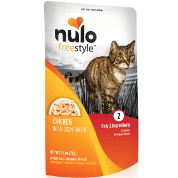 Nulo FreeStyle Chicken Pouch Cat Wet Food  2.8oz