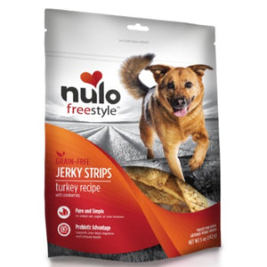 Nulo Freestyle Jerky Strips Turkey Recipe with Cranberries