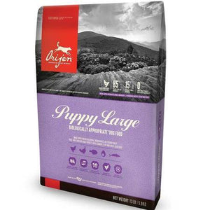 Orijen Large Breed Puppy 25lb Dog Food