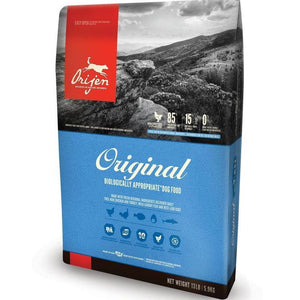 Orijen Original 25lb Adult/Puppy/Snr Dog Food