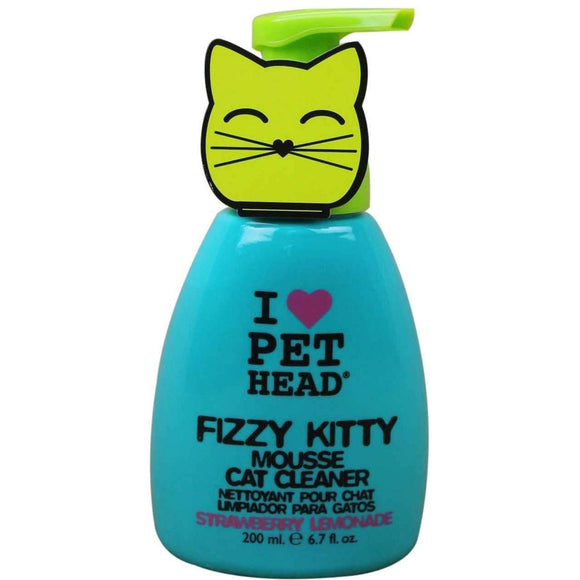 PET HEAD Fizzy Kitty Mousse 6oz