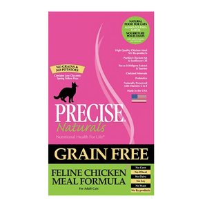 Precise Naturals Grain Free Chicken Dry Cat Food