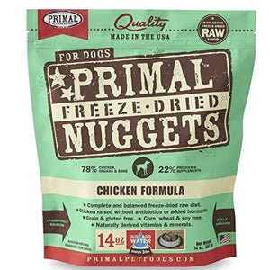 Primal Freeze-Dried Raw Chicken Formula Dog 14oz