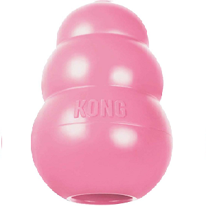 KONG Puppy Dog Toy X-Small (Color Varies)