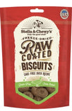 Stella & Chewy's Raw Coated Biscuits - 9oz