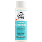 Skout's Honor Probiotic Unscented Pet Conditioner 16oz bottle