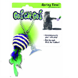 Go Cat Go Interactive Spring Time Cat Toy