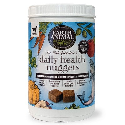 Earth Animal Daily Health Nuggets for Dogs, 1lb
