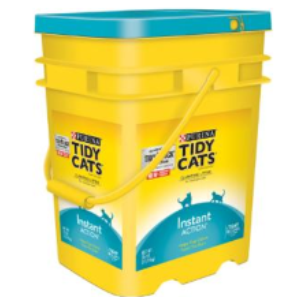 Tidy Cats Instant Action Scoop 35lb Litter