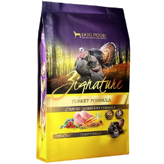 Zignature Turkey Limited Ingredient Formula Grain-Free Dry Dog Food (4lb - 27lb)