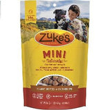 Zuke's Mini Naturals Peanut Butter & Oats Recipe Dog Treats 1lb