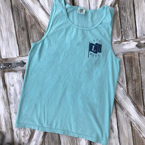 Angler Management Tank Top