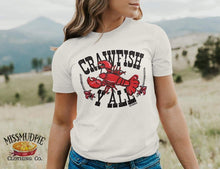 Load image into Gallery viewer, Crawfish Y'All - White