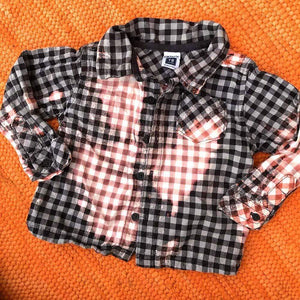 TODDLER 18 Month Plaid
