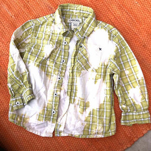 TODDLER 2T Plaid