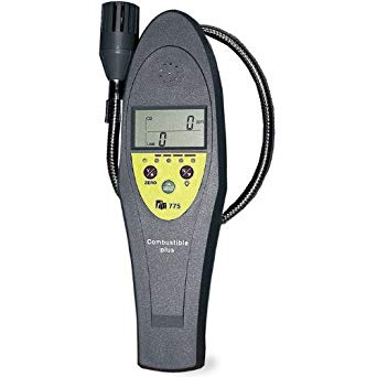 TPI 775 Combination Carbon Monoxide and Combustible Gas Leak Detector