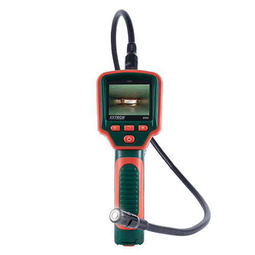 Extech BR80: Video Borescope Inspection Camera