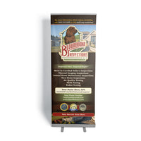 Custom Banner & Retractable Stand